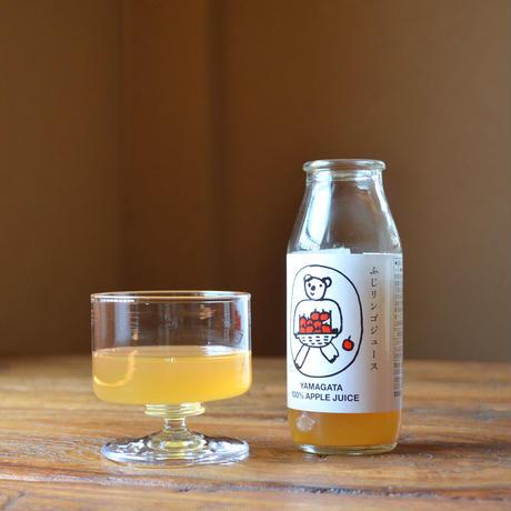 リンゴリらっぱ リンゴジュース180ml