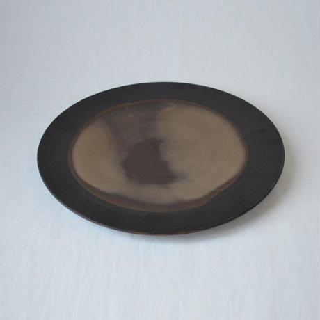 ichi Plate maru L 黒