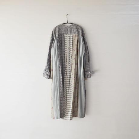 GASA*/ 草原の路 Robe cardigan  (Lady's/Pale mix)