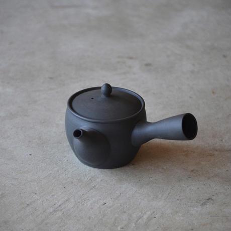 南景製陶園 芙蓉型 黒くすべ 190cc