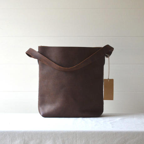Dove & Olive/ ワイエス Bag (S/brown)