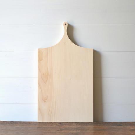 woodpecker いちょうの木のまな板 1大