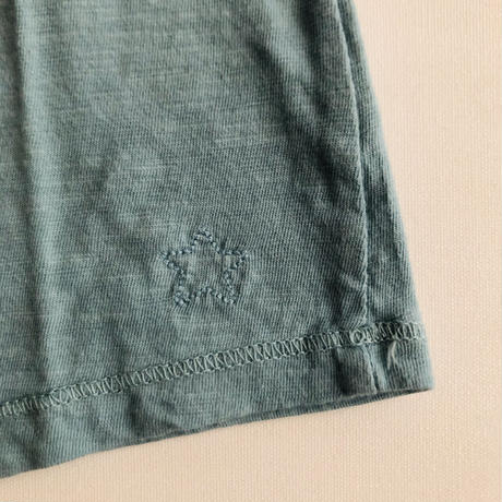 【tocoto vintage】Tank top with front pocket