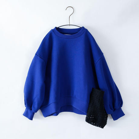 【michirico】 left pocket pullover(kidsサイズL、XL、XXL)