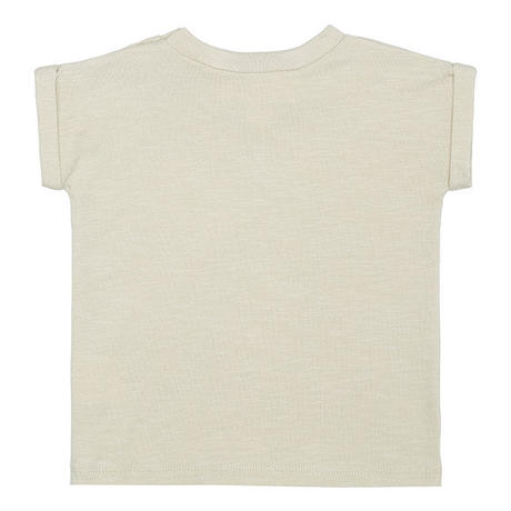 【soft gallery】Frederick  Tshirt/OYSTER GRAY PODS