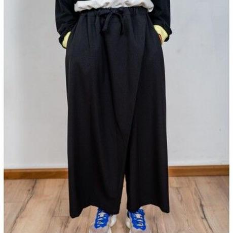【ZoZIO】 Yoshi pants(black)