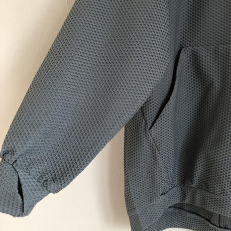 【MOUN TEN.】dry UV honeycomb hoodie サイズ95、110、125