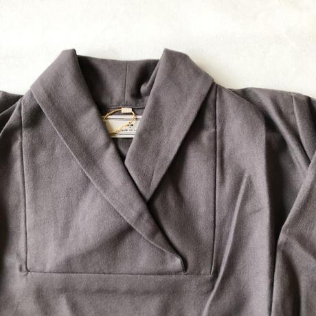 【AU CLAIR DE LA LUNE】 ショルターネックシャツ(サイズ130cm)