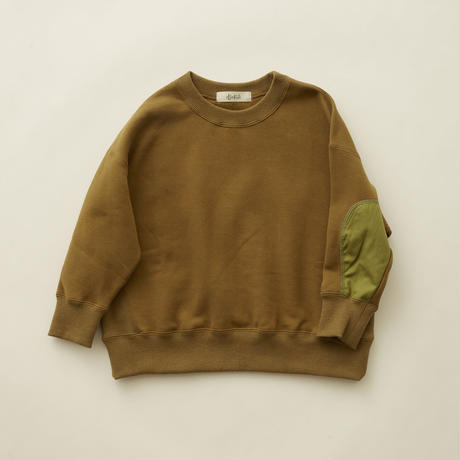 【eLfinFolk】big sweat shirts (サイズ140、150)