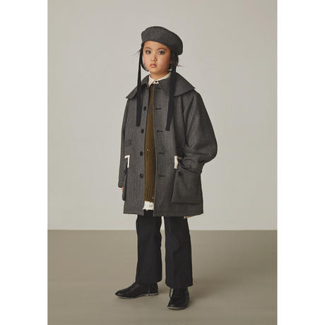 【GRIS】Big Collar Coat(サイズM、L)