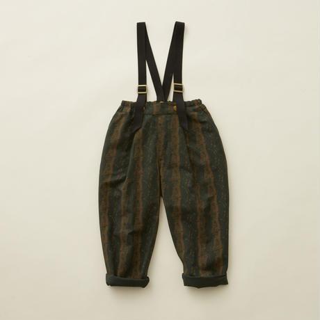 【eLfinFolk】castle printed pants (サイズ90、100)