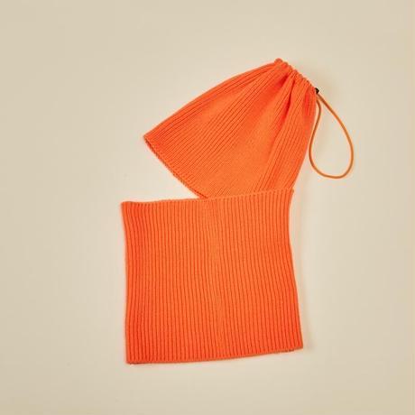 予約商品【MOUN TEN.】 balaclava(orange)