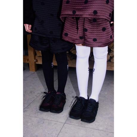 【UNIONINI】over-knee teddy bear socks
