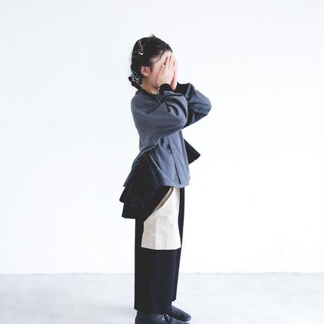 【michirico】three  pocket pants(サイズL、XL、XXL)