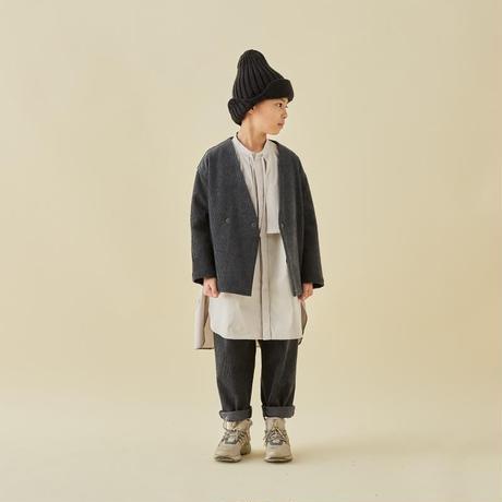 【MOUN TEN.】flap dress(サイズ110、125、140)