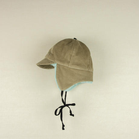 【POPELIN】Storn reversible hat with earflaps