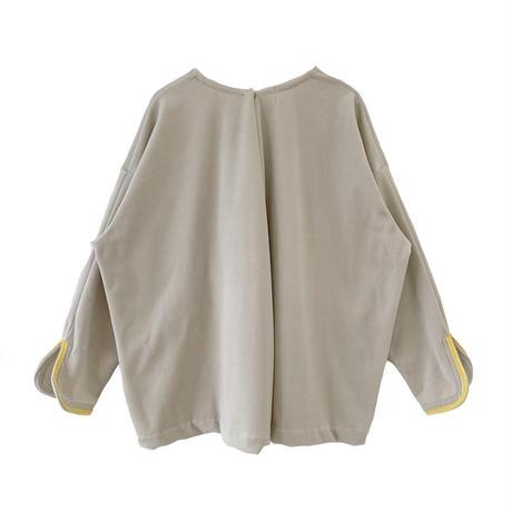 【UNIONINI】  velours pullover