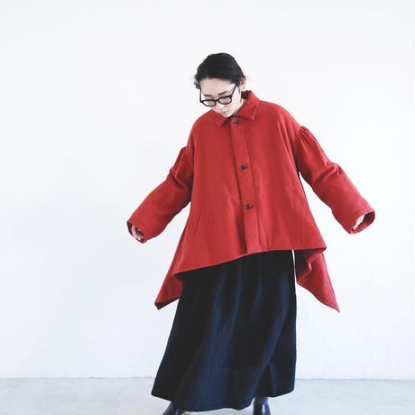 【michirico】vintage antique kinen skirt(大人サイズS、M)