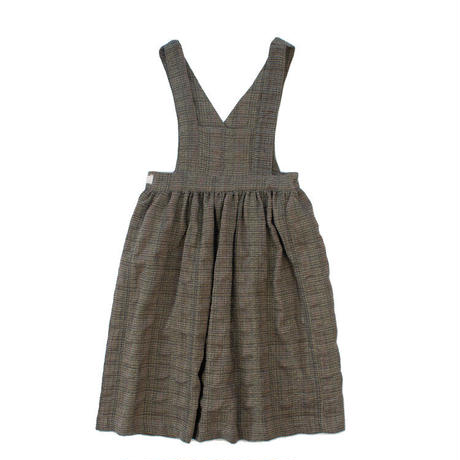 【KOKORI】ARIA DRESS KHAKI GREEN