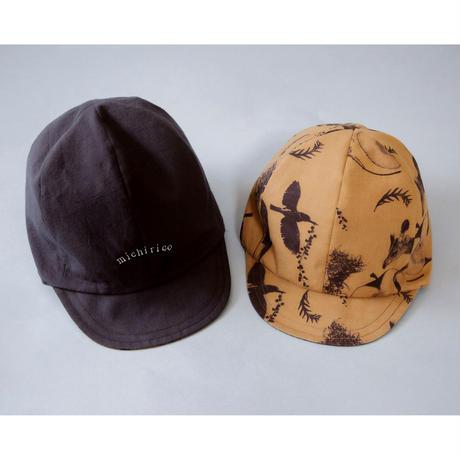 【michirico】michirico reversible cap