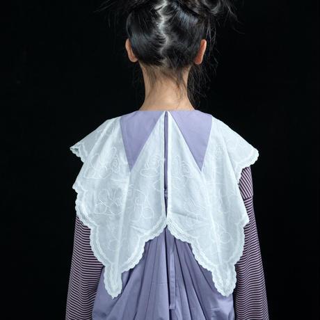 【UNIONINI】teddybear lace collar(サイズS)