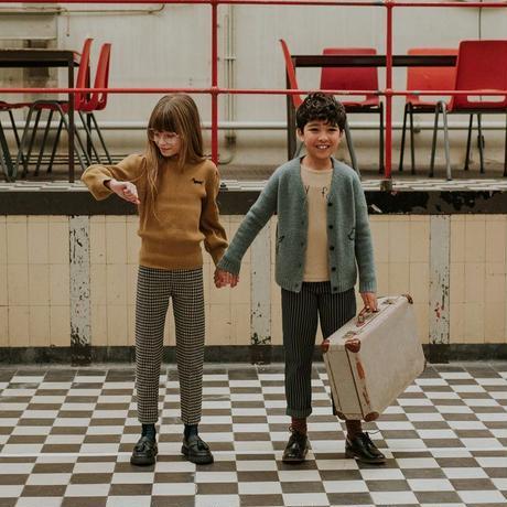 【SPROET&SPROUT】 KIDS CHINO STRIPE