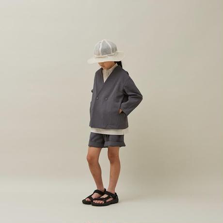 【MOUN TEN.】polyester canapa Jacket