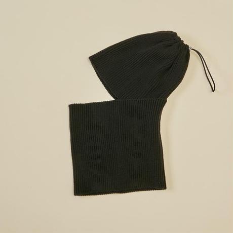 予約商品【MOUN TEN.】balaclava(charcoal)
