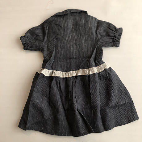 【KOKORI】IRIS DRESS NAVY BLUE