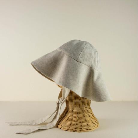 【POPELIN】Beige hat