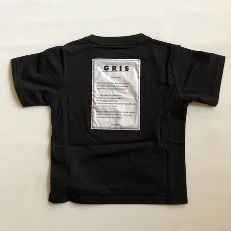 "【GRIS】""Policy name"" Big T-shirt (サイズXS~XL)"