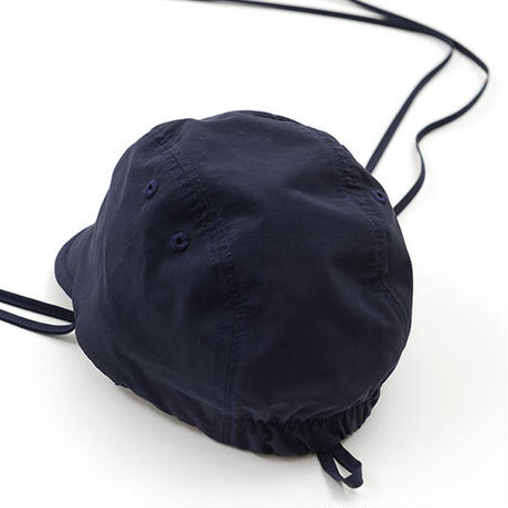 last one!【UNIONINI】cycling cap  (navy)