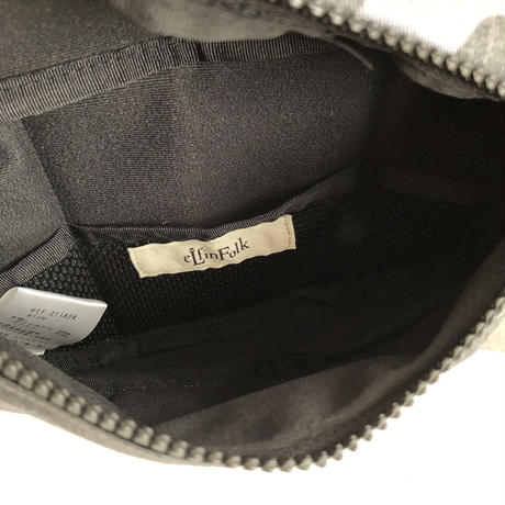 【eLfinFolk】 zebra body bag