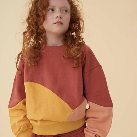 【soft gallery】Drew Sweatshirt/Scenery Girl