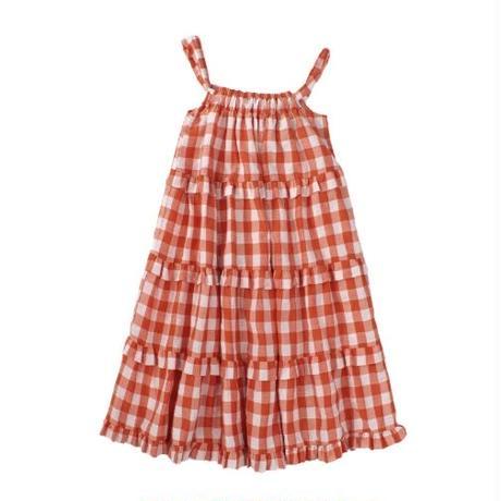 【KOKORI】SIDRA DRESS RED