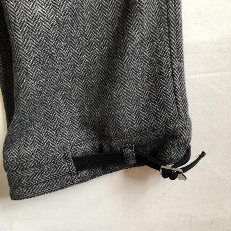【GRIS】Cago Pants(アルパカウールタイプ)(サイズS~L)
