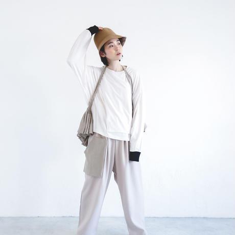 【michirico】 three  pocket pants(大人サイズS、M)