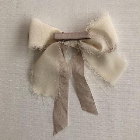 【chocoyou】2color ribbon