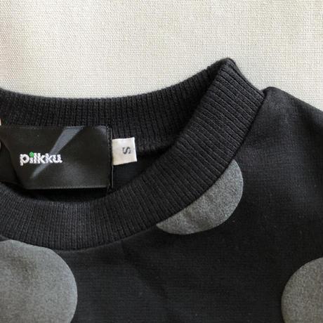 【pilkku】バルキードットプルオーバー(サイズM、L)