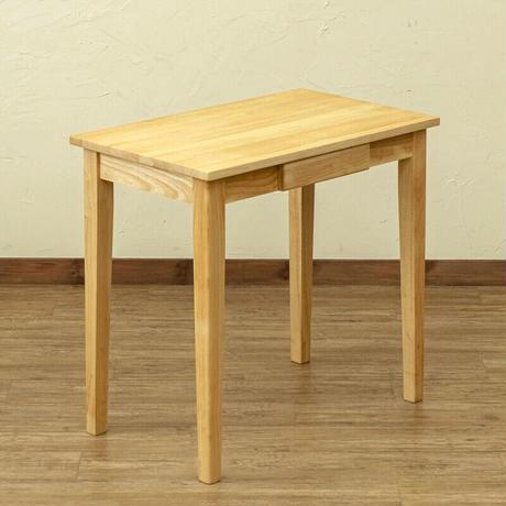 サカベ 木製テーブル(デスク) 75x45 NA/WW