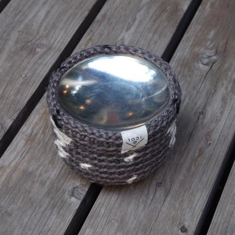 森の雪 ガス缶(OD缶)カバー