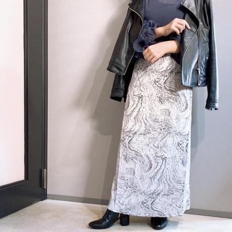 #42可愛いが止まらないロングスカート