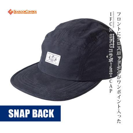 IFC × SFC:SFC CROSS ROD JET CAP