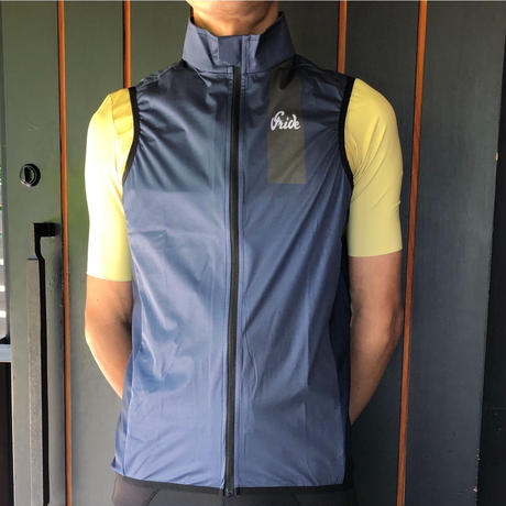 WIND SHIELD  VEST  NAVY