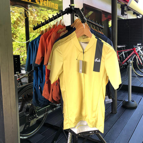 SHORT SLEEVE  LIGHT YELLOW 【SALE 50%OFF 】