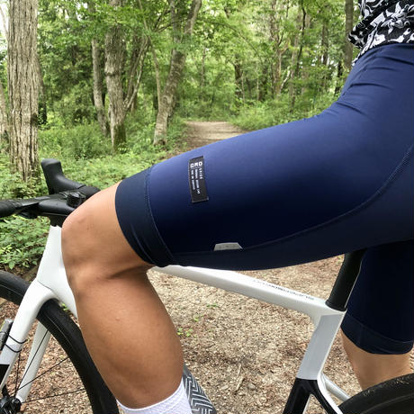 ENDURANCE   BIBSHORTS  NAVY