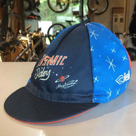 CYCLE CAP Cinelli SERGIO MORA 'COSMIC RIDERS'  LIMITED
