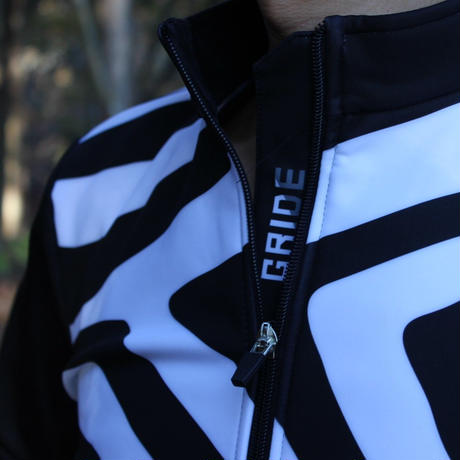 WINTER SHIELD JACKET【ZEBRA】HORSE