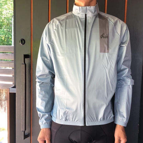 WIND SHIELD JACKET  LIGHT GRAY
