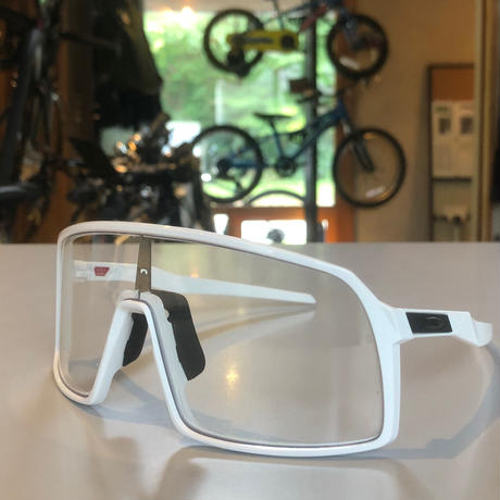 OAKLEY SUTRO POLISHED WHITE  (Asia Fit)